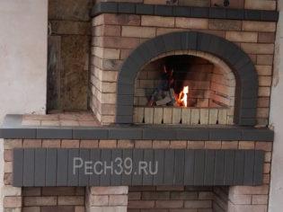 Летняя кухня, мангал