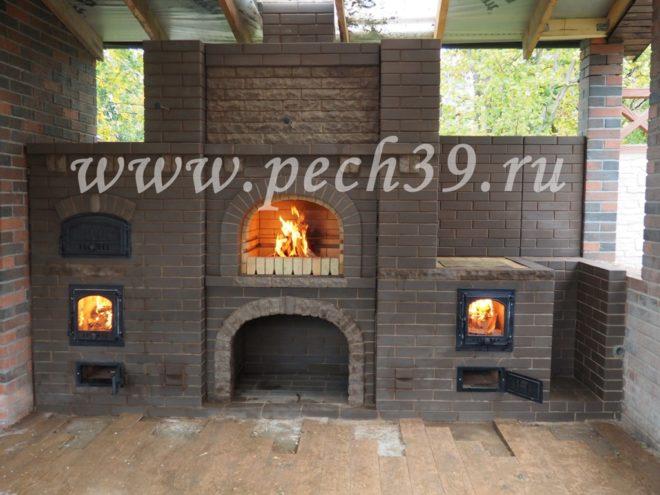 Летняя кухня поселок Мечниково